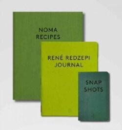 Rene Redzepi: A Work in Progress (Hardcover)