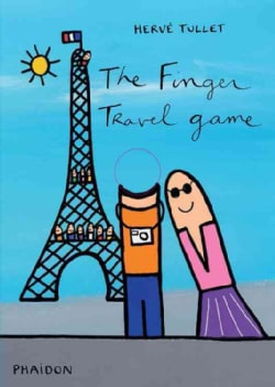 The Finger Travel Game (Board book)