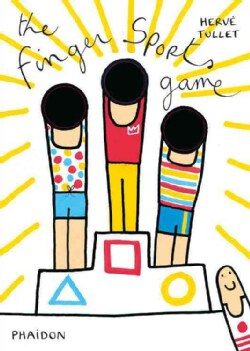 The Finger Sports Game (Board book)