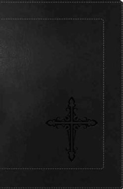 Holy Bible: New King James Version, Black, Leathersoft, Super Giant Print, Reference (Paperback)