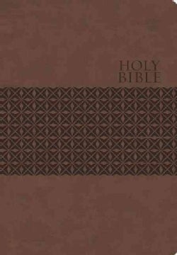 Holy Bible: King James Version Reference Rustic Brown Leathersoft (Paperback)
