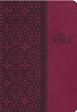 Holy Bible: King James Version Classic Personal Size Giant Print End-of-verse Reference Bible (Paperback)