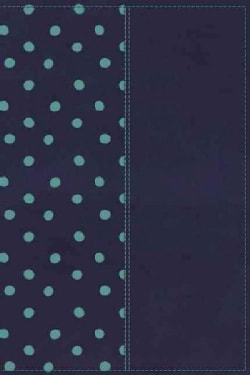 The Holy Bible: New King James Version, Navy/Turquoise, Gift Bible (Paperback)