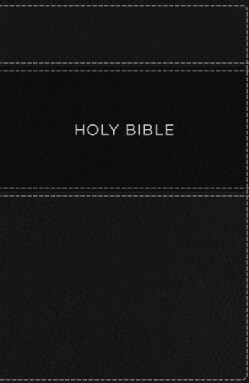 Holy Bible: King James Version, Apply the Word Study Bible, Imitation Leather, Black, Red Letter Edition; Live in... (Paperback)