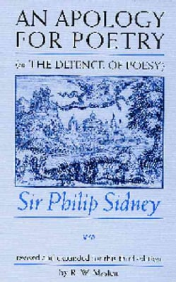An Apology for Poetry (Or the Defence of Poesy) (Paperback)