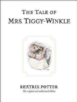 The Tale of Mrs. Tiggy-Winkle (Hardcover)