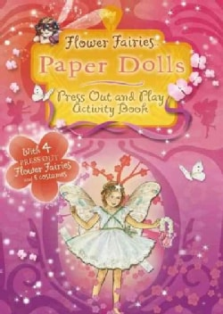 Flower Fairies Paper Dolls (Paperback)