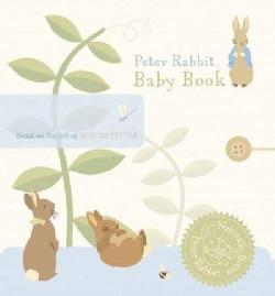 Peter Rabbit Baby Book (Hardcover)