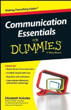 Communication Essentials for Dummies (Paperback)