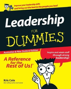 Leadership for Dummies: Australian & New Zealand Edition (Paperback)