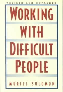 Working With Difficult People (Paperback)