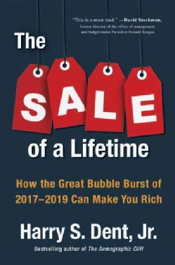 The Sale of a Lifetime: How the Great Bubble Burst of 2017-2019 Can Make You Rich (Hardcover)