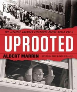 Uprooted: The Japanese American Experience During World War II (CD-Audio)