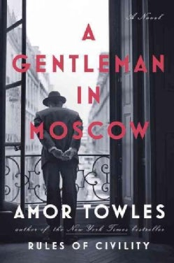A Gentleman in Moscow (CD-Audio)