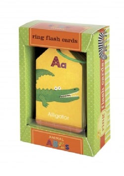 Animal ABCs: Ring Flash Cards (Cards)