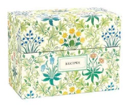 William Morris Recipe Box (Organizer)