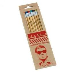 Andy Warhol Philosophy Pencils (General merchandise)