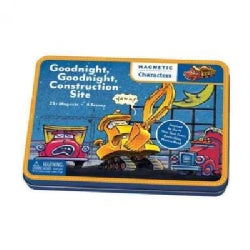 Goodnight, Goodnight Construction Site Magnetic Characters (Novelty book)