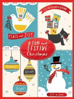 A Fun and Festive Christmas Notecard Collection (Cards)
