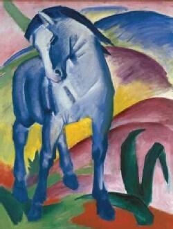 Franz Marc Horses Portfolio Notes (Cards)