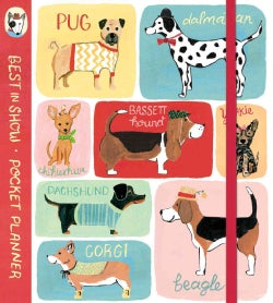 Best in Show Pocket Planner (Record book)
