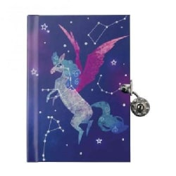 Constellations Locked Diary (Diary)