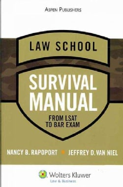Law School Survival Manual: From LSAT to BAR Exam (Paperback)
