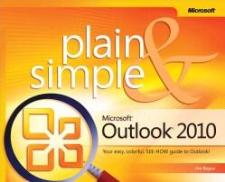 Microsoft Outlook Plain & Simple 2010 (Paperback)