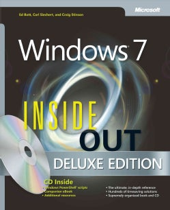 Microsoft Windows 7 Inside Out