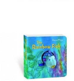 Rainbow Fish Finger Puppet Book (Board book)