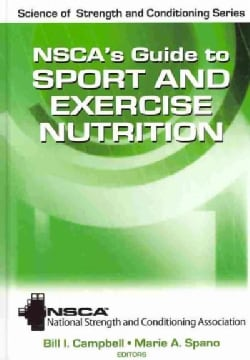 NSCA's Guide to Sport and Exercise Nutrition (Hardcover)