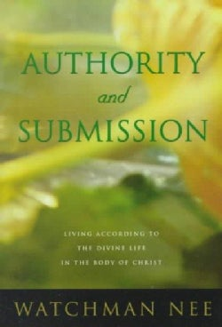 Authority and Submission (Paperback)
