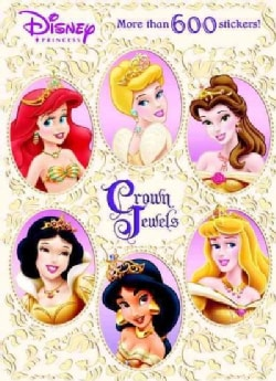 Disney Princess, Crown Jewels (Paperback)