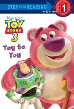 Toy to Toy (Paperback)