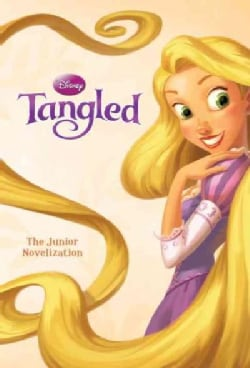 Tangled: The Junior Novelization (Paperback)