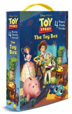 The Toy Box (Board book)