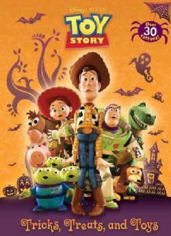 Tricks, Treats, and Toys (Paperback)
