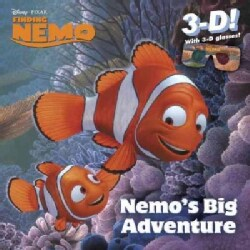 Nemo's Big Adventure: 3-D (Paperback)