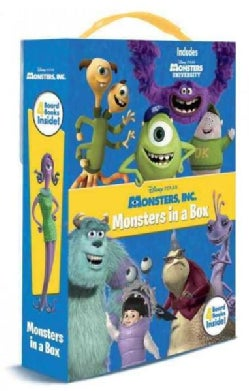 Monsters in a Box Friendship Box (Board book)