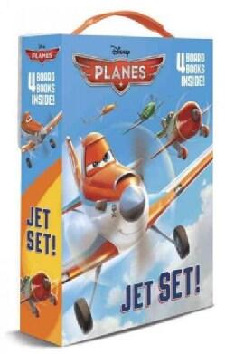 Jet Set! (Board book)