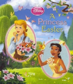 A Princess Easter (Board book)