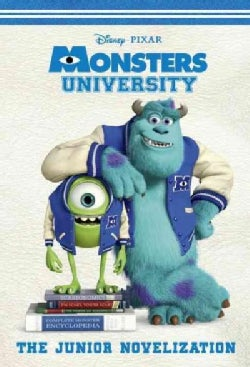 Monsters University: The Junior Novelization (Paperback)