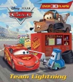 Team Lightning (Board book)