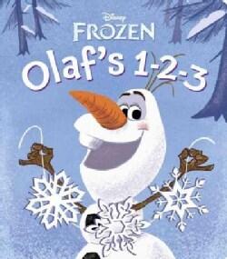Olaf's 1-2-3 (Board book)