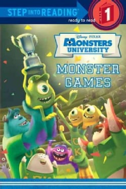 Monster Games (Paperback)