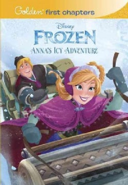 Anna's Icy Adventure (Hardcover)