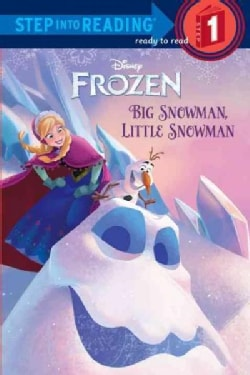 Big Snowman, Little Snowman (Paperback)