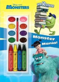 Monster Mania! (Paperback)
