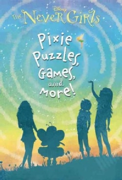 Pixie Puzzles, Games and More! (Paperback)