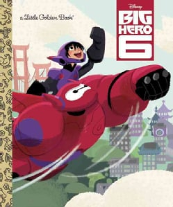 Big Hero 6 (Hardcover)